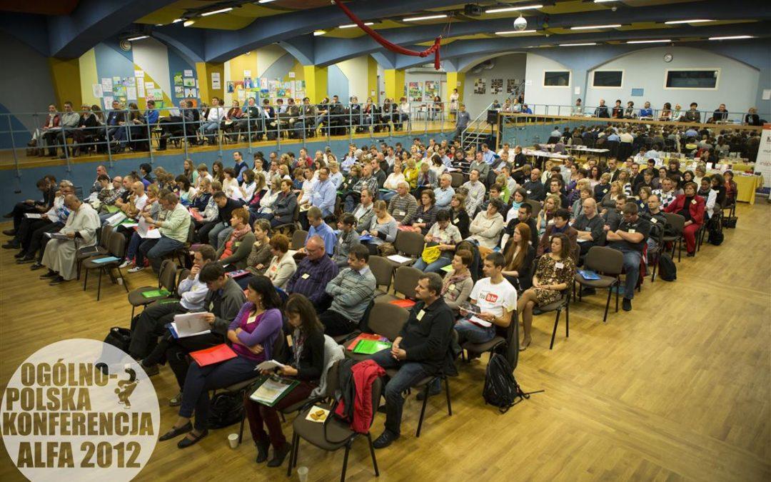 Ogólnopolska Konferencja Alfa 2012