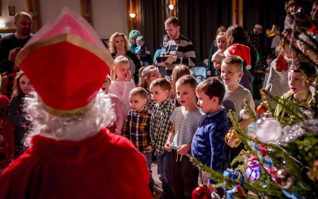 Spotkanie ze św. Mikołajem – 2017